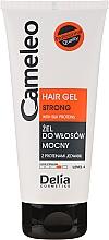Voňavky, Parfémy, kozmetika Gél na vlasy silné fixácie - Delia Cosmetics Cameleo Hair Gel Strong