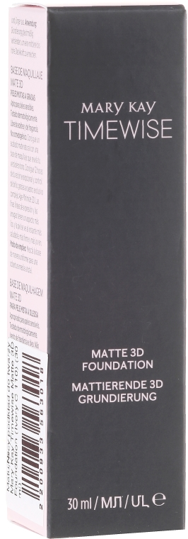 Matný make-up - Mary Kay Timewise Matte 3D Foundation