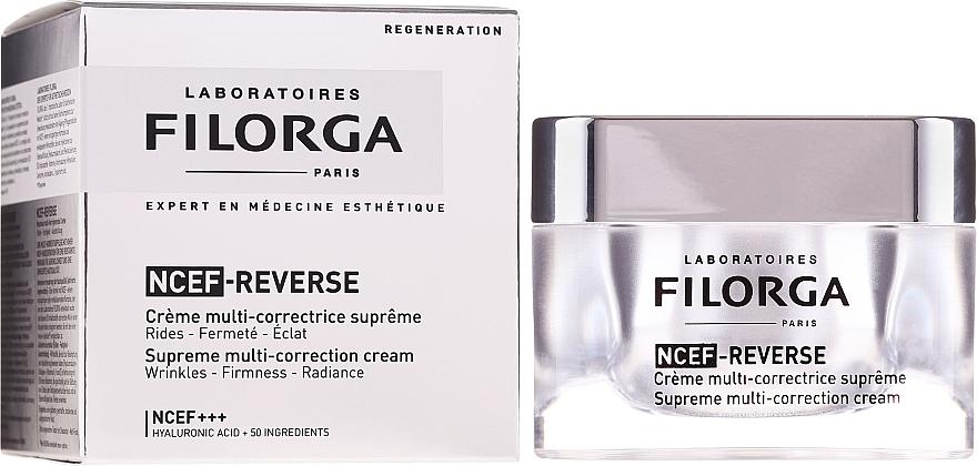 Perfektný regeneračný krém na tvár - Filorga NCTF-Reverse Supreme Regenerating Cream