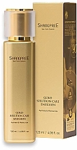 Voňavky, Parfémy, kozmetika Regeneračná emulzia na tvár - Shangpree Gold Solution Care Emulsion