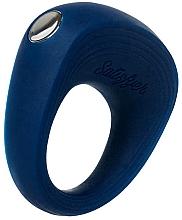 Voňavky, Parfémy, kozmetika Erekčný krúžok, modrý - Satisfyer Rings 2