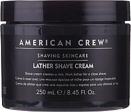 Voňavky, Parfémy, kozmetika Krém na holenie - American Crew Shaving Skincare Lather Shave Cream