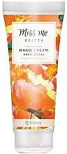 """Voňavky, Parfémy, kozmetika Hydratačný krém na ruky """"Mango a marhuľa"""" - Barwa Miss Me Pretty Mango & Apricot"""