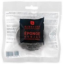 Konjaková špongia s bambusovým uhlím - Erborian Konjac Sponge — Obrázky N2