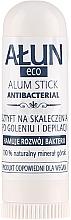 "Voňavky, Parfémy, kozmetika Stick v púzdre ""Alunit"", zastavuje krvácanie - Beaute Marrakech Alun Deo Stick"