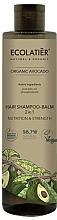 Voňavky, Parfémy, kozmetika Šampón a balzam na vlasy 2 v 1 - Ecolatier Organic Avocado Hair-Shampoo Balm