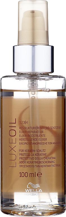Regeneračný elixír - Wella SP Luxe Oil Reconstructive Elixir