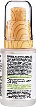 Omladzujúci krém pre pokožku okolo očí - Organix Cosmetix Hemp Valley Rejuvenating Eye Cream — Obrázky N2