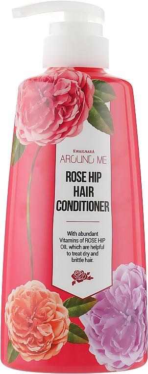 Kondicionér na vlasy s extraktom zo šípky - Welcos Around Me Rose Hip Hair Conditioner