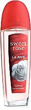Voňavky, Parfémy, kozmetika La Rive Sweet Rose - Parfumovaný deodorant