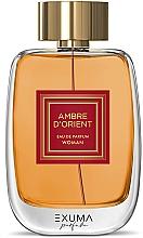 Voňavky, Parfémy, kozmetika Exuma Ambre D'orient - Parfumovaná voda