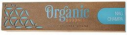 Voňavky, Parfémy, kozmetika Vonné tyčinky - Song Of India Organic Goodness Nag Champa