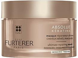 Voňavky, Parfémy, kozmetika Regeneračná maska pre husté vlasy - Rene Furterer Absolue Keratine Thick Hair Mask