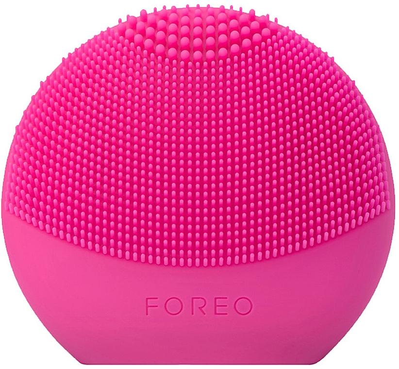Čistiaca smart-kefka na tvár - Foreo Luna Fofo Smart Facial Cleansing Brush Fuchsia