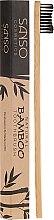 Voňavky, Parfémy, kozmetika Bambusová zubná kefka - Sanso Cosmetics Natural Bamboo Toothbrushes
