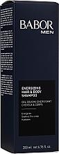"""Voňavky, Parfémy, kozmetika Šampón a gél na vlasy a telo """"Aktivátor energie"""" - Babor Men Energizing Hair & Body Shampoo"""