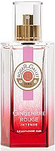 Voňavky, Parfémy, kozmetika Roger & Gallet Gingembre Rouge Intense - Parfumovaná voda