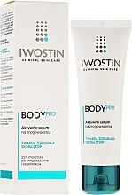 Voňavky, Parfémy, kozmetika Aktívne sérum pre popraskanú pokožku - Iwostin Body Pro Serum
