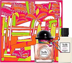 Voňavky, Parfémy, kozmetika Hermes Twilly d`Hermes - Sada (edp/50ml + b/lot/40ml)