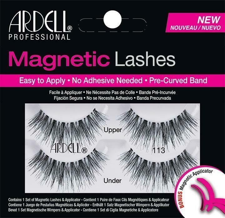 Falošné mihalnice - Ardell Magnetic Strip Lashes 113