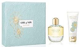 Voňavky, Parfémy, kozmetika Elie Saab Girl of Now - Sada (edp/90ml + b/lot/75ml)