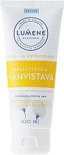Voňavky, Parfémy, kozmetika Spevňujúci krém na ruky a nechty - Lumene Klassikko Glow & Strengthen Hand & Nail Cream