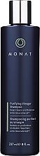 Voňavky, Parfémy, kozmetika Čistiaci šampón na vlasy s octom - Monat Purifying Vinegar Shampoo