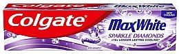 Voňavky, Parfémy, kozmetika Zubná pasta - Colgate Max White Sparkle Diamonds