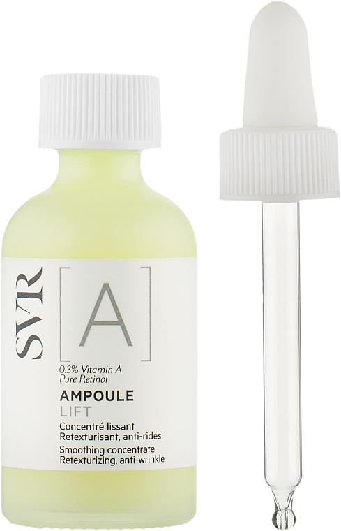 Koncentrát s vitamínom A - SVR [A] Ampoule Lift Smoothing Concentrate