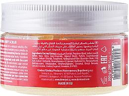 """Telový peeling """"Jablko a škorica"""" - Dermacol Aroma Ritual Body Scrub Apple & Cinnamon — Obrázky N3"""