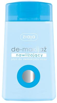 Hydratačný odstraňovač očného make-upu - Ziaja Face Make-up Remover — Obrázky N1