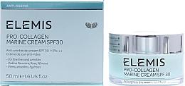 Voňavky, Parfémy, kozmetika Krém na tvár - Elemis Pro-Collagen Marine Cream SPF30
