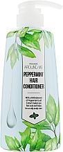Voňavky, Parfémy, kozmetika Kondicionér na vlasy - Welcos Around Me Peppermint Hair Conditioner