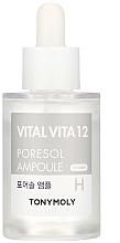 Voňavky, Parfémy, kozmetika Sérum na zúženie pórov - Tony Moly Vital Vita 12 Poresol Ampoule H