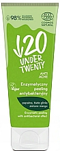 Voňavky, Parfémy, kozmetika Antibakteriálny enzymový peeling - Under Twenty Anti Acne Antibacterial Enzymatic Peeling