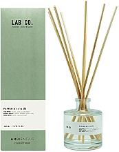 Voňavky, Parfémy, kozmetika Aromatický difúzor - Ambientair Lab Co. Pepper & Iris