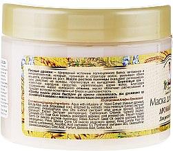 Maska na vlasy droždie - Recepty babičky Agafy — Obrázky N2