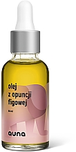 Voňavky, Parfémy, kozmetika Olej z opuncie na tvár - Auna Prickly Pear Oil
