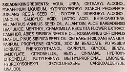 """Krém na nohy proti mozoľov a kurích ôk """"AHA-kyseliny a cédrový olej"""" - Green Pharmacy — Obrázky N3"""