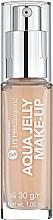 Voňavky, Parfémy, kozmetika Hydratačný tónovací fluid - Bell Hypoallergenic Aqua Jelly Make-Up