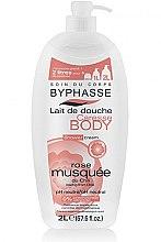 """Voňavky, Parfémy, kozmetika Sprchovací krém """"Eglantine"""" - Byphasse Caresse Shower Cream"""