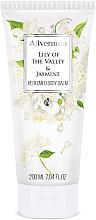 Voňavky, Parfémy, kozmetika Parfumovaný balzam na telo - Allverne Lily of the Valley & Jasmine