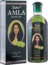 Voňavky, Parfémy, kozmetika Olej na vlasy - Dabur Amla Hair Oil