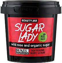 """Voňavky, Parfémy, kozmetika Telový peeling upokojujúce """"Sugar Lady"""" - Beauty Jar Softening Body Scrub"""