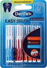 Voňavky, Parfémy, kozmetika Medzizubné kefky - DenTek Interdental MIX Easy Brush