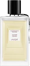 Voňavky, Parfémy, kozmetika Lalique Leather Copper - Parfumovaná voda
