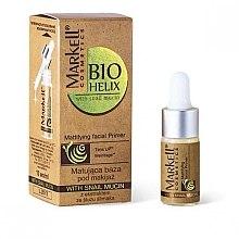 Voňavky, Parfémy, kozmetika Báza pod make-up s extraktom zo slimačieho mucínu - Markell Cosmetics Base