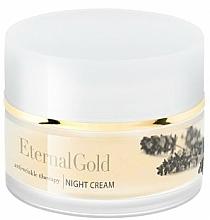 Voňavky, Parfémy, kozmetika Nočný krém proti vráskam - Organique Eternal Gold Night Cream