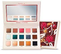 Voňavky, Parfémy, kozmetika Paleta očných tieňov - Nabla Secret Palette