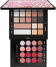 Voňavky, Parfémy, kozmetika Paleta pre make up - Pupa Pupart M Palette
